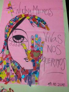 """Jornada de reflexión """"Ni Una Menos"""""""