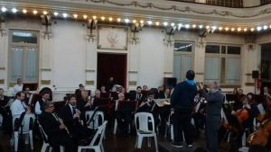 Sinfónica CABA y Plaza