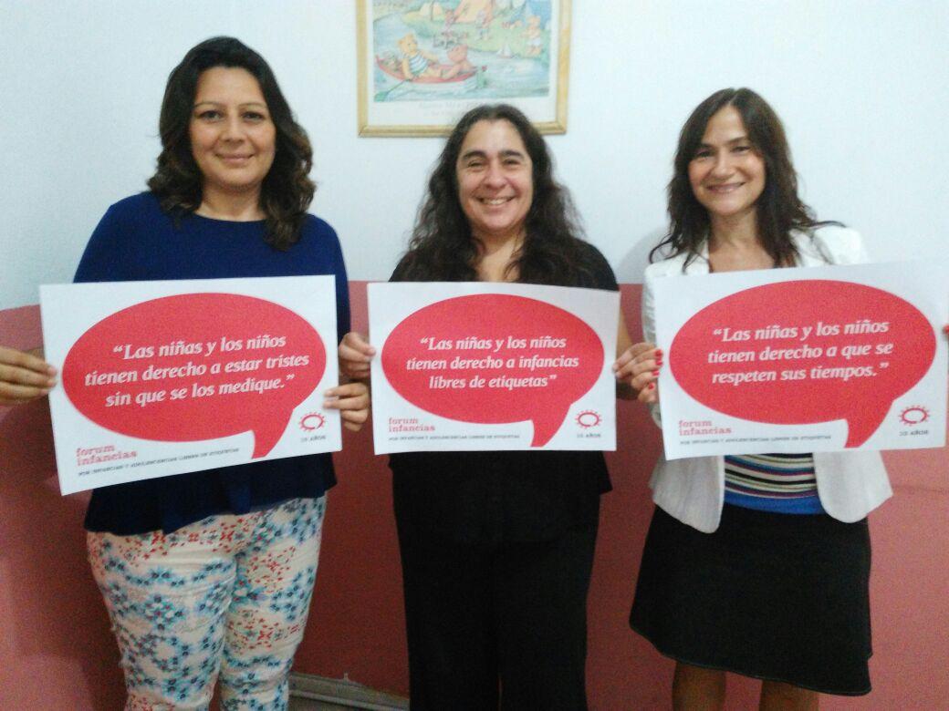 Campaña Por el Derecho a Infancias y Adolescencias Libres de Etiquetas